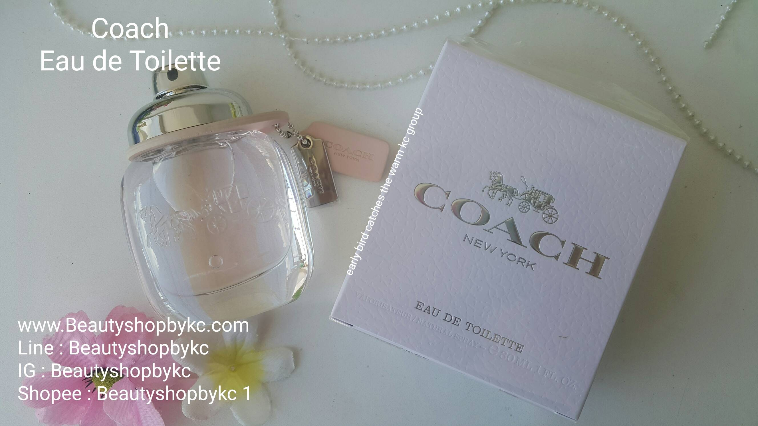 coach new york eau de parfum