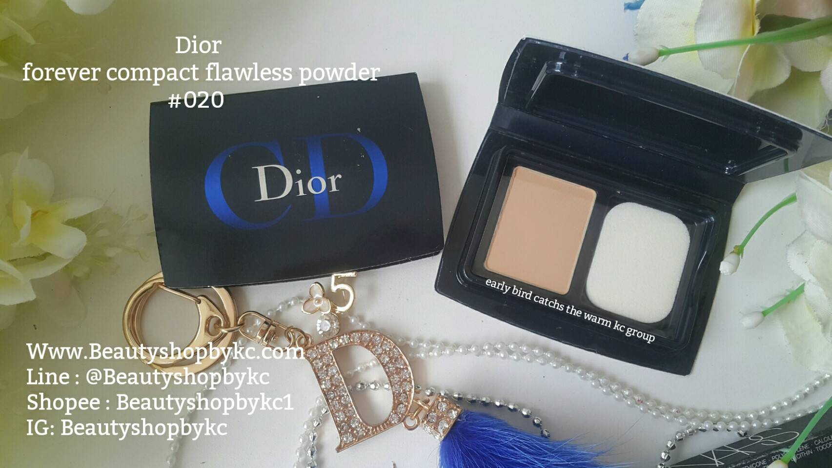 Diorskin Forever Compact Flawless Perfection Fusion Wear Makeup by Dior #3